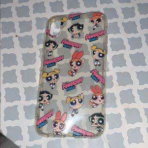 powerpuff girls iphone xr case